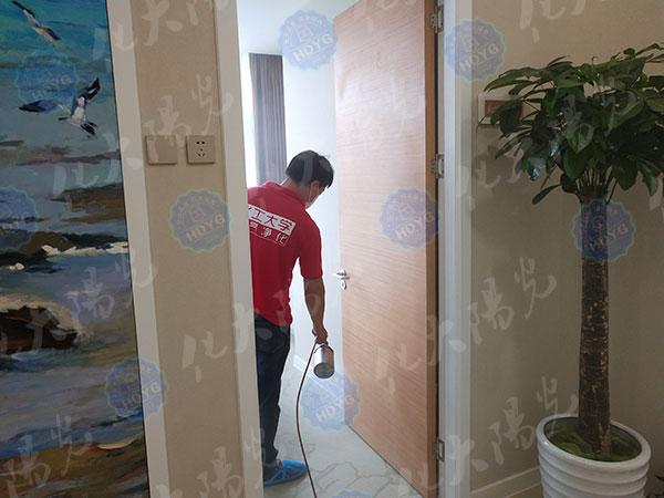 北京和美福尔医院除甲醛、办公室除甲醛、装修甲醛检测治理、室内空气净化项目