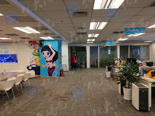 乐元素新装修办公室除甲醛、办公室除甲醛、装修甲醛检测治理、室内空气净化项目
