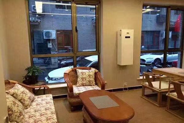 75平米室内新风净化机