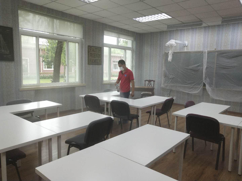 学校甲醛治理施工