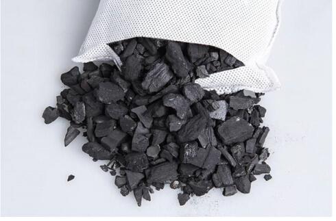 活性炭吸取法