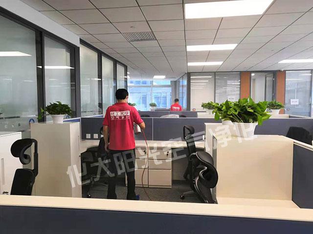 央视新装修办公室除甲醛方法 甲醛的由来