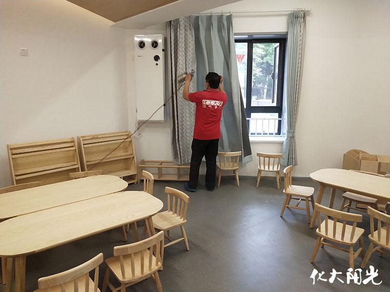 外国语学校附属幼儿园除甲醛