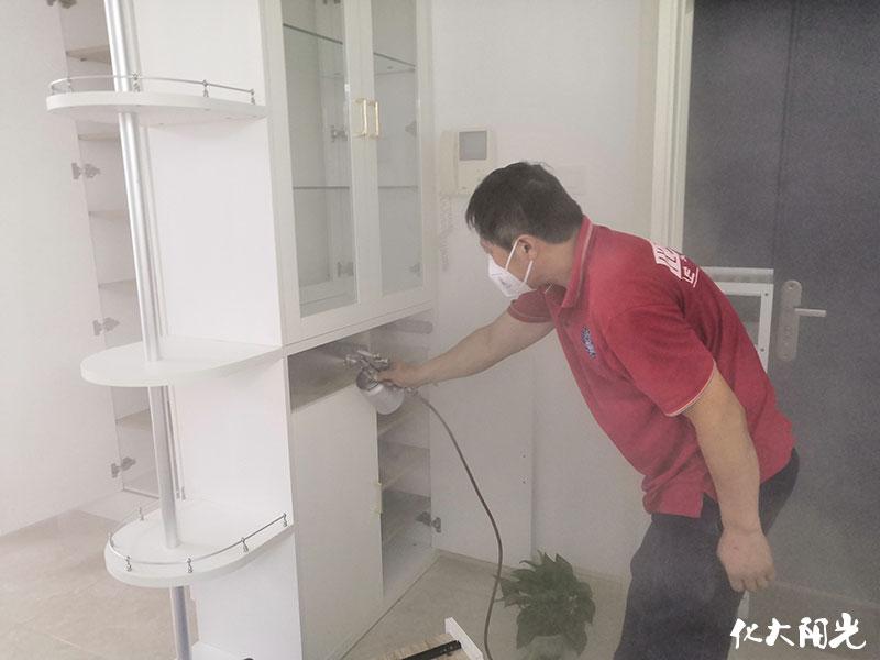 北京办公室甲醛治理化大阳光办公室除甲醛