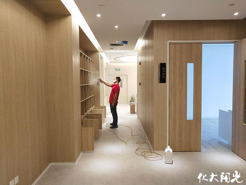 除甲醛公司有用吗化大阳光新房装修除甲醛除异味