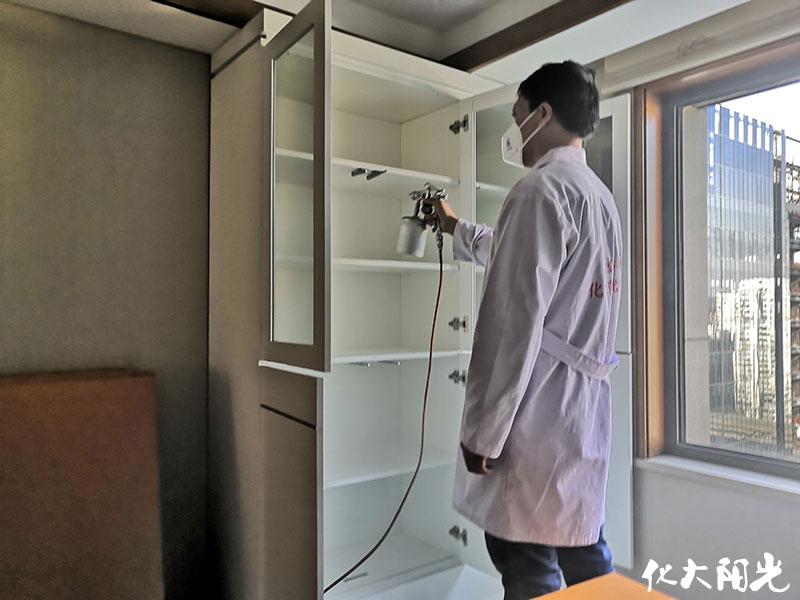 室内去除甲醛化大阳光专业去除甲醛公司